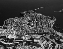 Malta from 2000ft above
