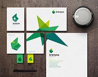 Branding | 6renyou logo