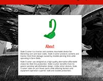 Stalk Crusher Website