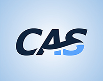 C.A.S. Logo and Identity