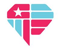 C=MF - Logo Design