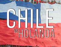 Chile vs Holanda