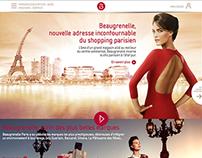 Beaugrenelle website