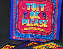 TOIT BREW PUB - Coasters