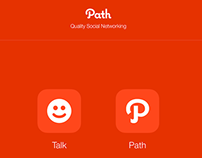 Path UI Sound Design