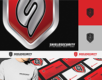 Shield Security Logo Template