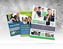 Corporate Flyer Bundle Template Vo.3
