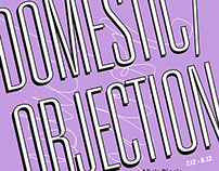 Domestic Objection Show Postcards