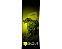 Ruroc Snowboard Design Contest