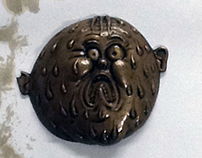Gordo Seboso magnet/Imã Gordo Seboso