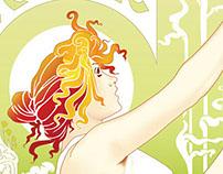 Absinthe in Illustrator