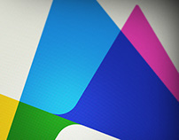 Aventure Industries Inc. logo and branding design