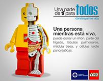Fundación SantaFé   •   LEGO