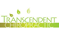 Transcendent Chiropractic Logo and Letterhead