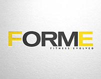 LOGO DESIGN | FORME - Fitness Co.