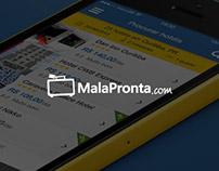 MalaPronta.com Mobile App