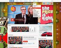 CBS.com Show pages