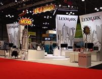 Lexmark @ NRF 2014