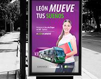 Campaña de Movilidad, León Gto.