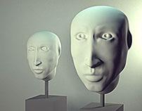 3D Heads