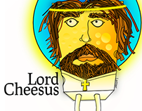 Lord Cheesus Character