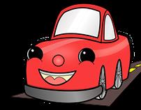 Commuting Cooperative Logo Concept