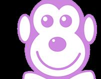 GameGibbon Logo Concept