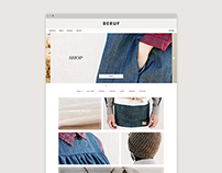 BERUF Website