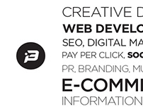 i3media Business & Advertising Cards