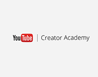 Youtube Creator Academy - Logo Animation Exploration
