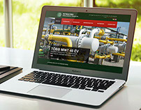 Petrolterv Ltd. webdesign