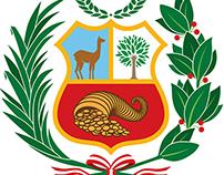 Nuevo Escudo Peruano