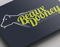 Beaux Dooney - Logo Design