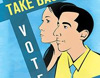 Take Back PSU - Campaign Materials