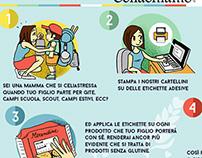Celiachiamo Infographic