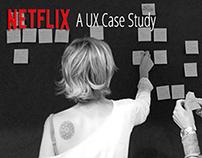 UX Case Study: The Netflix Screening Room