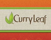 Curry Leaf Menu