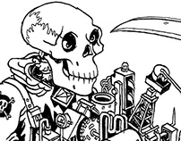 Modern Grim Reaper