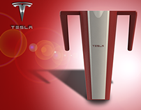 Tesla Coffee Cup Thermo