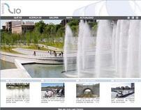 Web Madrid Río