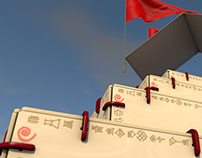 Ziggurati 2014 Renders