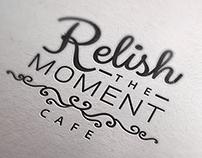 Relish the Moment - Logo Design
