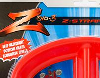 Skechers Zevo-3 and Twinkle Toes Packaging