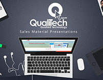 QualiTech Sales Materials | Presentation Design