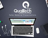 QualiTech Sales Materials | Presentation Design