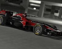Virgin F1 Racing