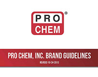 Pro Chem Brand Guidelines