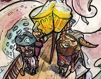Piratas y Vikingos