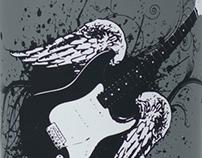 Fender Guitar Bottles