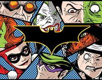Batman 75 Anniversary